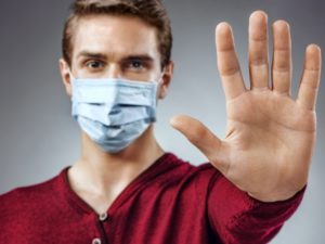 Сервис «Ремкор» напоминает о масках и перчатках